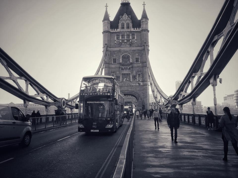 Lontoo talvilomalla