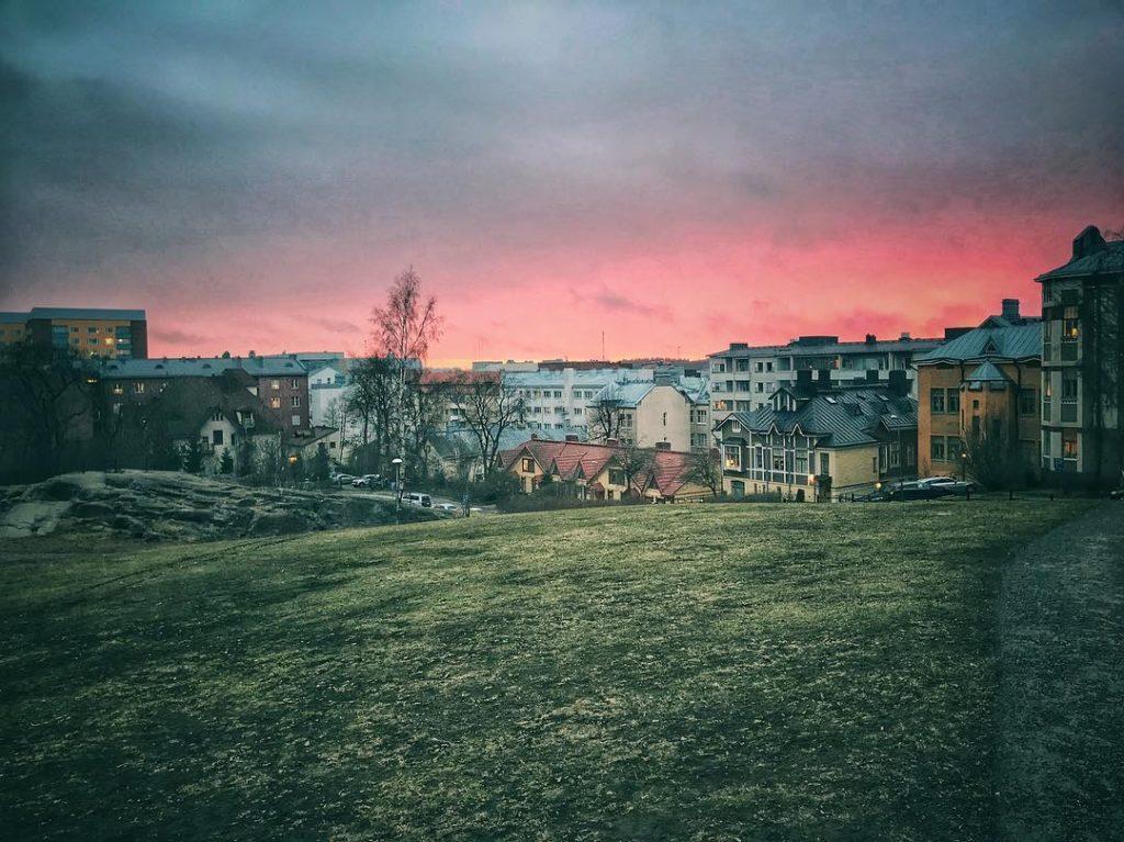 Kaupunesittelyssä Turku