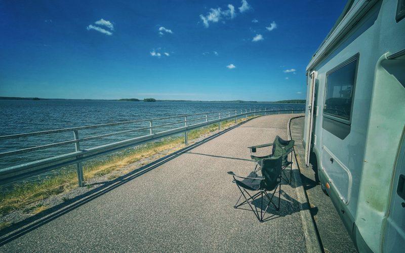 Asuntoautolla Suomessa